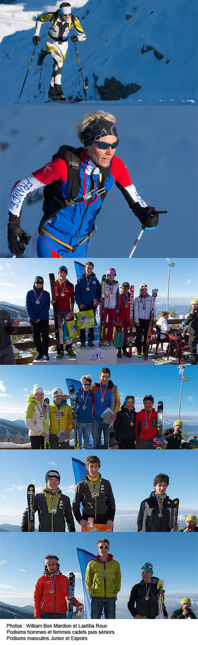 Ski Alpinisme > Compétition - Championnat de France de Vertical Race 2014 | ski de randonnée-alpinisme-escalade | Scoop.it