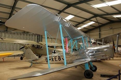 Emphatically NOT a Moth - the Blackburn B.2 | Warbirds | Scoop.it