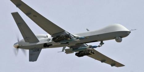 Et si Jean-Yves Le Drian gagnait son pari de lancer un drone Male européen | World of Drones  -  UAV, UAS, sUAS, RPAS, VANT | Scoop.it