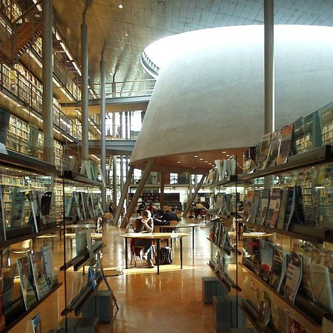 Most Interesting Libraries of the World | Social Media Tools for Collaboration & Engagement in Libraries | Scoop.it