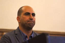 Speaking with Salaita: Plans for the future, a plea for students, faculty | NGOs in Human Rights, Peace and Development | Scoop.it