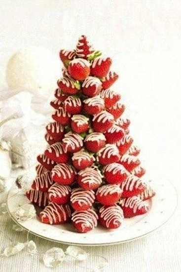 18 Fun and Festive Food Creations and Platters for Christmas and Holiday Parties | Christmas Goodies | Scoop.it
