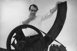 Jean Tinguely, the sculptor of machines - SWI swissinfo.ch | music.radio.shopping.blogging | Scoop.it