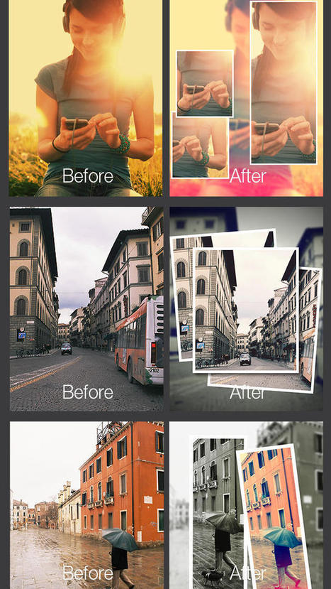 TapnSlice - Photo Collage Editor (Photography) | TWITTER TIPS & ENGAGEMENT IDEAS | Scoop.it
