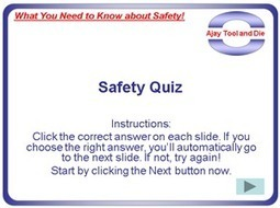 Create a quiz in PowerPoint | EduInfo | Scoop.it
