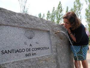 Más albergues, sombras y señales para caminar hacia Santiago en ... | Camino de santiago | Scoop.it