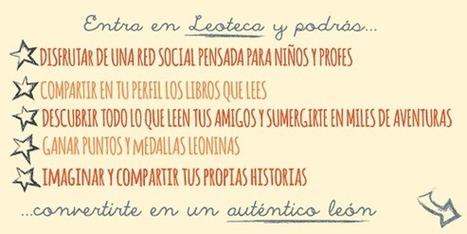 LEOTECA - La primera comunidad lectora para niños y mayores en formato de red social | Educacion, ecologia y TIC | Scoop.it