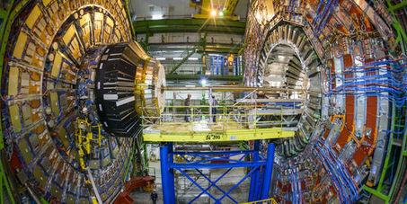 Au CERN, la quête des particules est relancée | Médiation des sciences | Scoop.it