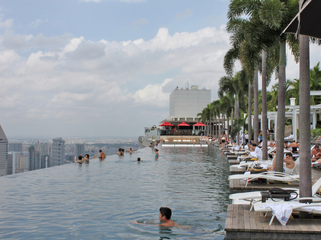 I Was Totally Blown Away By Singapore's Skyscraper Infinity Pool | Wordpress Scoops | Scoop.it