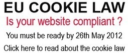 Online Marketing Academy — Is your website ready for the EU Cookie Law? | Digital Marketing for Business | Scoop.it