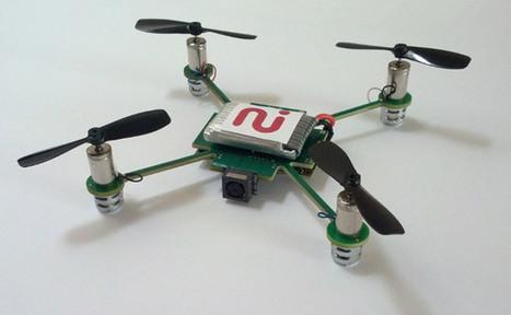 MeCam, un mini drone grand public très ambitieux | bioniQ | Scoop.it