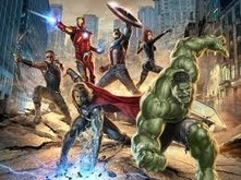 Fight like the Avengers | The Avengers Toys 2012 | Avengers Movie Toys | Scoop.it