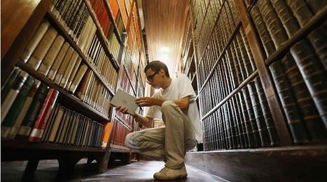 Las 10 mejores páginas para descargar libros gratis | ELE TIC Educaglobal | Scoop.it