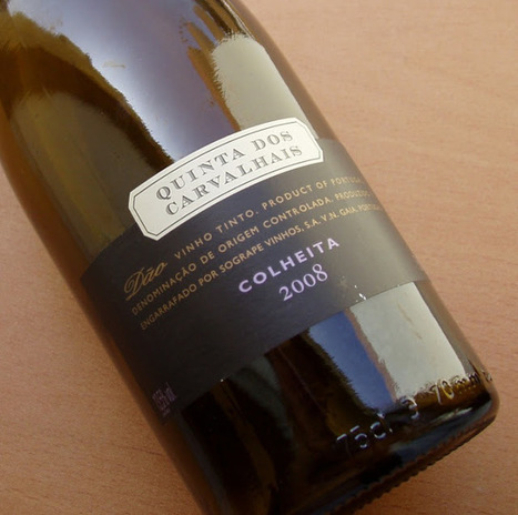 O Puto Bebe: Quinta dos Carvalhais '2008 | Wine Lovers | Scoop.it