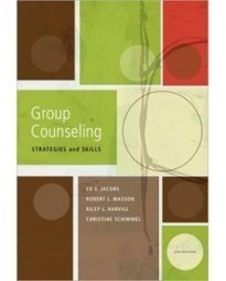 Test Bank For » Test Bank for Group Counseling: Strategies and Skills, 7th Edition: Ed E. Jacobs Download | Sociology Online Test Bank | Scoop.it