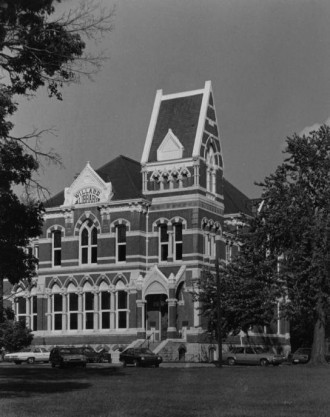 » 10 Haunted Libraries of the US | Professional development of Librarians | Scoop.it