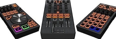 Review & Video: Behringer CMD MM-1, PL-1 and DC-1 DJ Controllers | DJing | Scoop.it