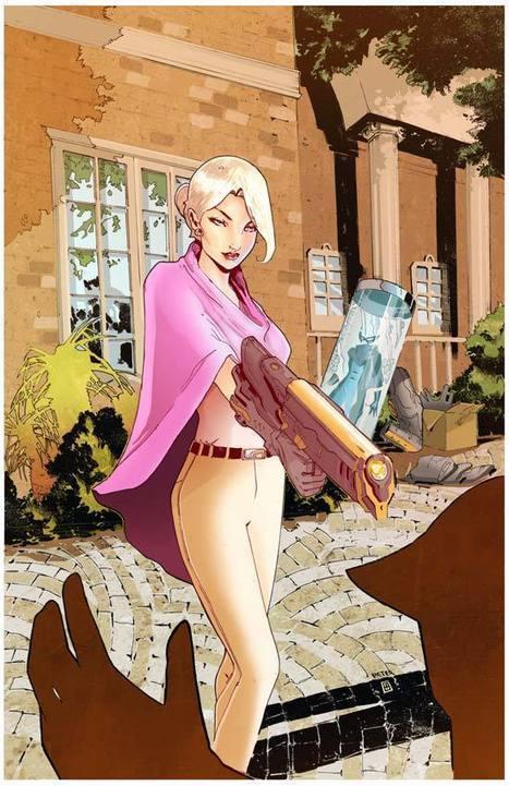 Wayne's Comics: Episode 75 | Ladies Making Comics | Scoop.it