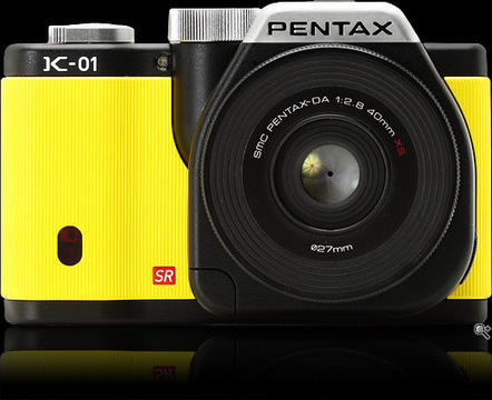 "Just Posted: Pentax K-01 Hands-on Preview | ""Cameras, Camcorders, Pictures, HDR, Gadgets, Films, Movies, Landscapes"" 