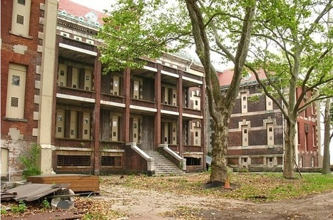 Abandoned Ellis Island morgue & hospital not open for tourist but someone went behind the scenes | IELTS, ESP, EAP and CALL | Scoop.it