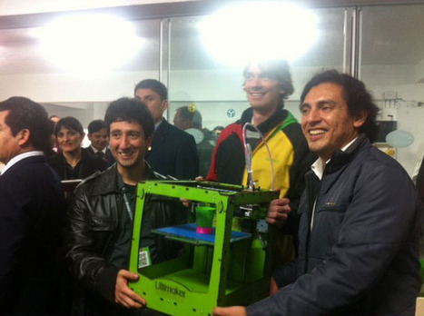 Ultimaker at Fab7 in Lima | Maker Stuff | Scoop.it