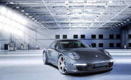 TECHART Tuning Program for the new Porsche 991S | Tester | Scoop.it