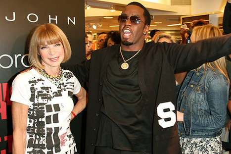 A Guide to Hip-Hop's Love for Anna Wintour « The FADER   Menswear NYFW   Scoop.it