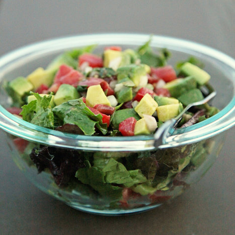11 Lunchtime Hacks That Will Save You Calories - POPSUGAR | Weight Loss News | Scoop.it
