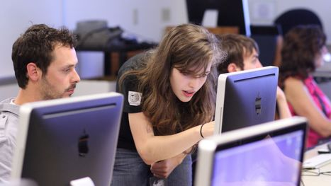 Students transition to online learning - St. George Daily Spectrum | Mobile Learning | Scoop.it