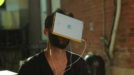 AirVR convertirá tu iPad mini o iPhone 6 Plus en unas gafas de realidad virtual | REALIDAD AUMENTADA Y ENSEÑANZA 3.0 - AUGMENTED REALITY AND TEACHING 3.0 | Scoop.it