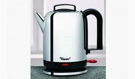 Cordless Kettle Jug Stainless Steel 1.5L At $39.5 | Online Singapore Shopping | Scoop.it