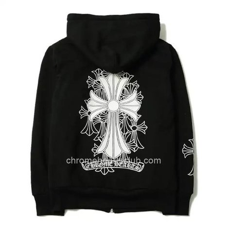 2016 New Style Chrome Hearts Hoodies with Printed Big Crosses [Chrome Hearts Hoodie] - $155.00 : Cheap Chrome Hearts | Chrome Hearts Online Store | Tayler Kula | Scoop.it