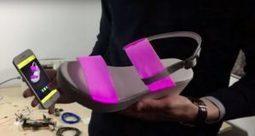 Des chaussures connectées ! Oui ça existe   L'innovation dans la filière cuir   Scoop.it