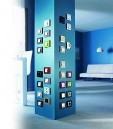Domotique : les interrupteurs Colours Kalya de Castorama sont compatibles avec la solution domotique Blyss Liveez — Silver Economie | Domotique | Scoop.it