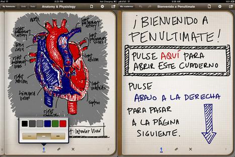 Toma notas en tu iPad | Aplicaciones y Herramientas . Software de Diseño | Scoop.it