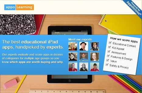 """AppoLearning Weeds Out Educational Apps That """"Stink"""" - Technapex 