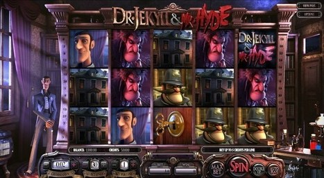 New Dr Jekyll and Mr Hyde slot online | Online Slots | Scoop.it