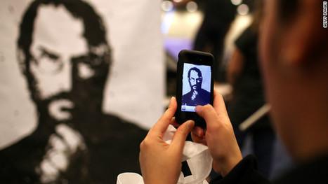 The faux religion of Steve Jobs - CNN (blog) | Lightwork | Scoop.it