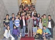Escolares de toda España conocen el patrimonio salmantino - Salamanca24horas | Prensa escolar Instituto Codesarrollo-Municipios- | Scoop.it