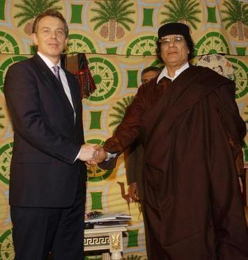 Tony Blair faces SNP call to come clean over Gaddafi regime claims | My Scotland | Scoop.it