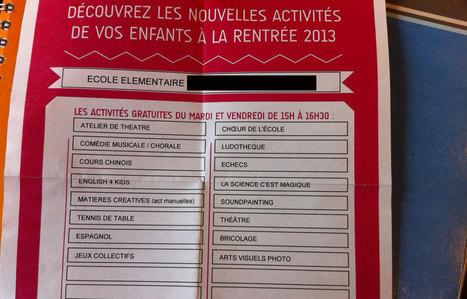 Rythmes scolaires à Paris, faites votre choix - leJDD.fr | Rythmes Scolaires au Pays de France | Scoop.it