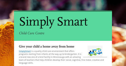 Infant Day care- Foster your child's learning with Simply Smart Child Care | Education Pre-School | Scoop.it