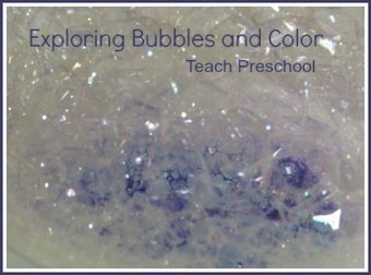 Explore and discover bubbles in a bowl science | Teach Preschool | Scoop.it