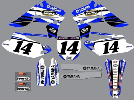 This is an exclusive look at Briar Bauman's graphics for Daytona! | California Flat Track Association (CFTA) | Scoop.it