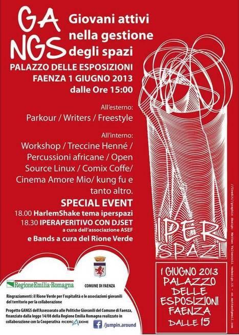 Evento: IPERSPAZI IN CITTA' – Sabato 1 GIUGNO c/o Palazzo delle Esposizioni, #Faenza | #SocialMedia Reload! | Scoop.it
