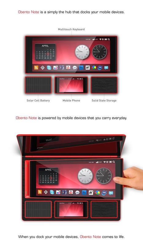 Three great modular gadget concepts other than Project Ara - ModularPhonesForum | News we like | Scoop.it