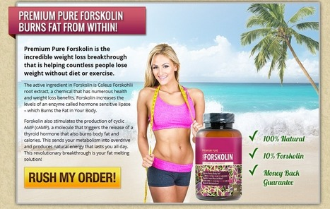 Forskolin Slim Review - GET FREE TRIAL SUPPLIES LIMITED!!! | Side Effects Free Product | Scoop.it