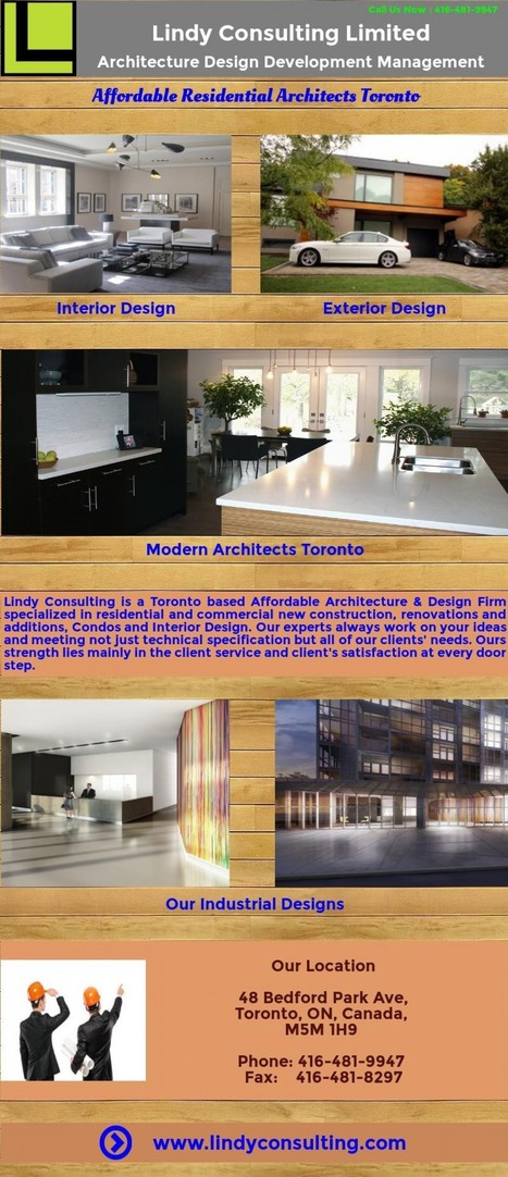 Affordable Residential Architects Toronto | Residential Architects Toronto | Scoop.it
