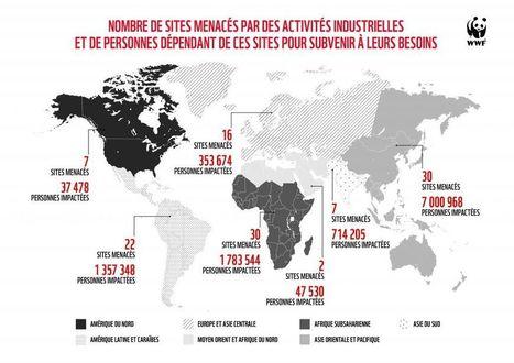 La moitié des sites du Patrimoine mondial sont menacés par des activités industrielles - notre-planete.info | MuséoPat | Scoop.it