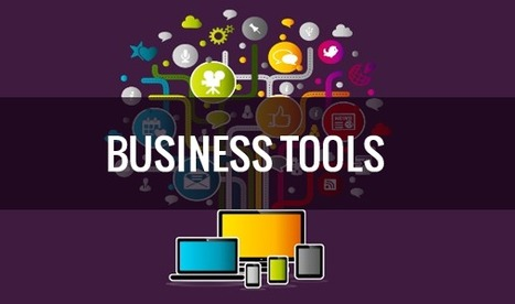 101 Free Online Tools to Help you Grow your Online Business via @andreaschriscy | AtDotCom Social media | Scoop.it